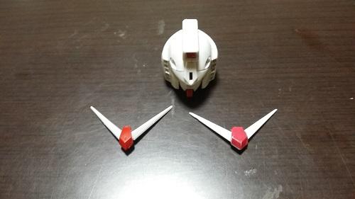 MG ガンダム ver.1.5 アンテナ|ガノタな父のブログMK-弐