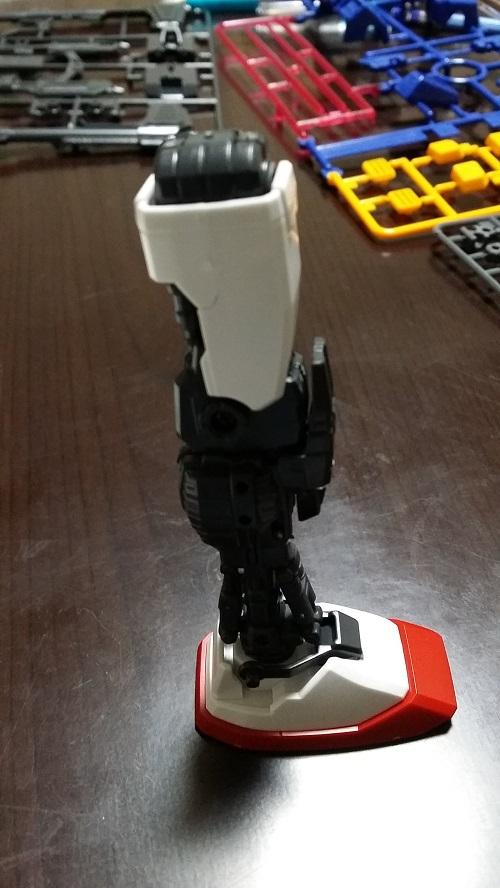 MG 1/100 RX-78-2 ガンダム 脚のパーツ解説その9 外装1|ガノタな父のブログMK-弐