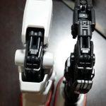 MG 1/100 RX-78-2 ガンダム Ver.1.5製作 脚 Part2
