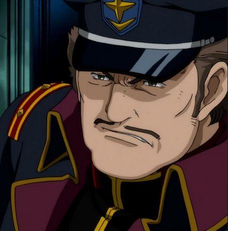 オットー艦長|ガンダムユニコーン
