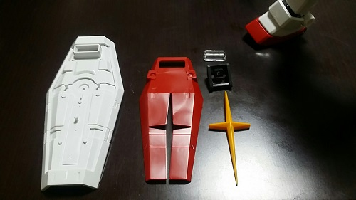 MGガンダムver1.5 シールド部品|ガノタな父のブログ