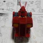 HGBF 1/144 ガンダムアメイジングレッドウォーリア作成 (前編)