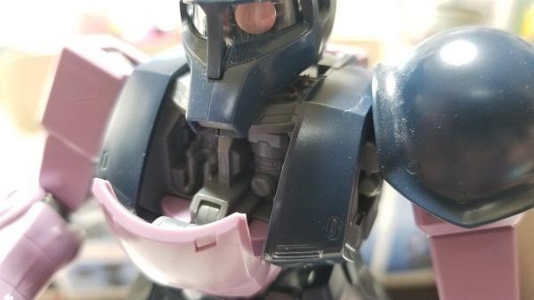 コックピット 旧ザク(黒い三連星モデル)作成レビュー ガノタな父のブログ